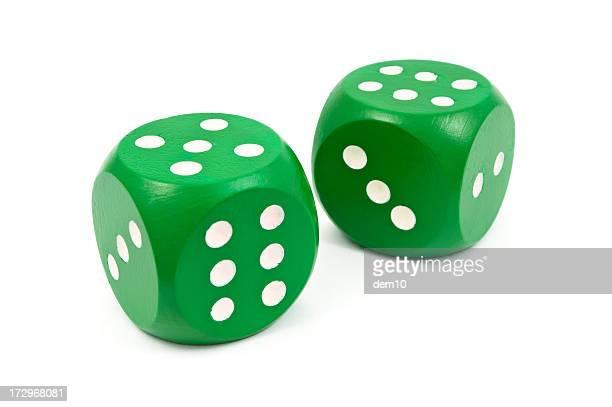 big dice - dobbelsteen stockfoto's en -beelden