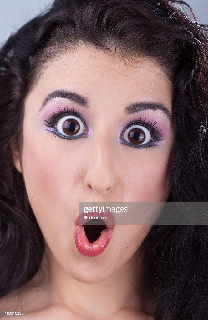 Big eye : Stock Photo