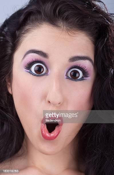 gran ojo - big eyes fotografías e imágenes de stock
