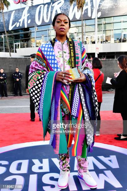 Big Freedia attends the 2019 American Music Awards at Microsoft Theater on November 24 2019 in Los Angeles California