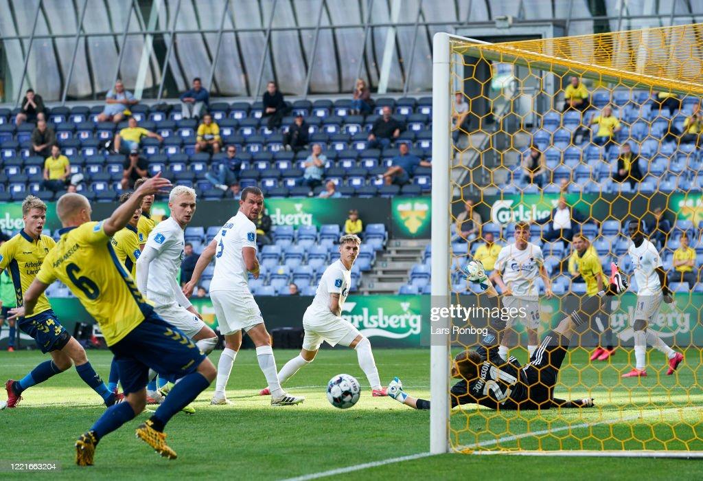 Brondby IF vs FC Copenhagen - Danish 3F Superliga : News Photo