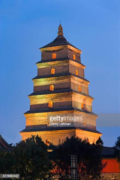 Big Goose Pagoda, Xian, China