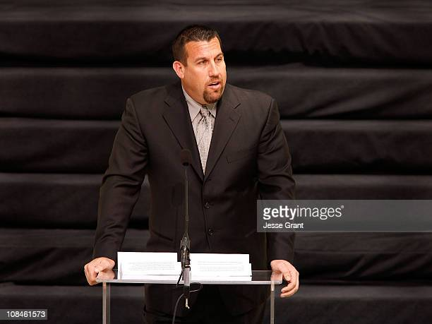 """Big John McCarthy attends """"Simply Believe"""": A Celebration Of Charles """"Mask"""" Lewis Jr. Held at The Crystal Cathedral on April 14, 2008 in Garden..."""