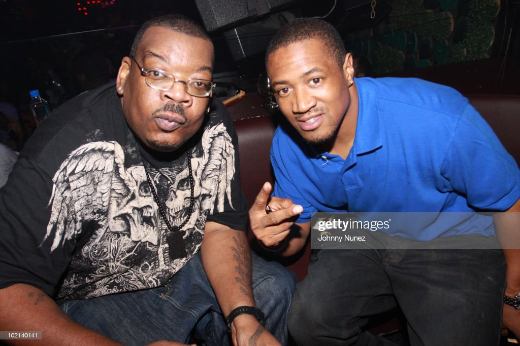 DJ Clue Spins At Greenhouse - June 15, 2010