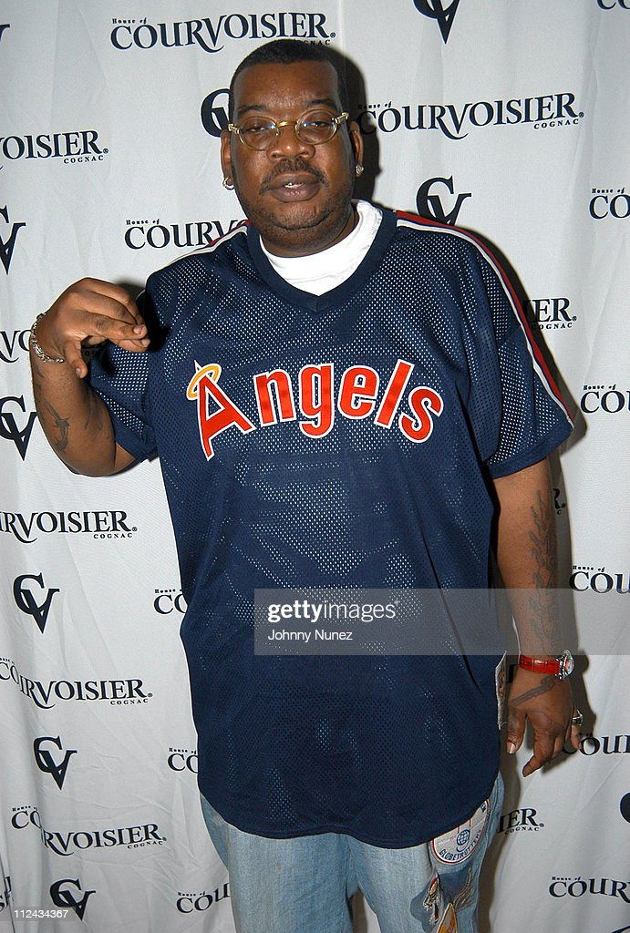 Big Kap during House of Courvoisier and Phat Farm presents the Phat Classics Flavas Party New York City at Villa in New York City, New York, United States.