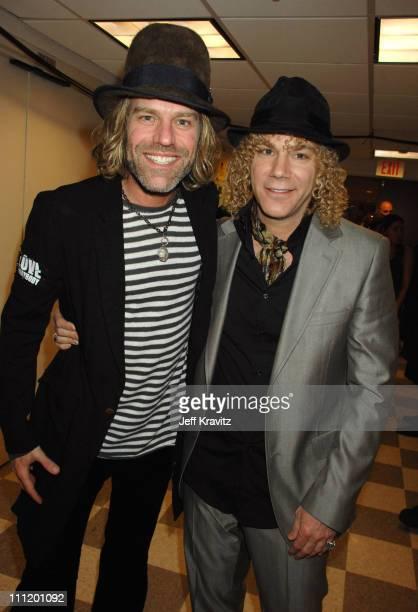 Big Kenny of Big Rich and David Bryan of Bon Jovi *EXCLUSIVE*