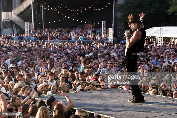 Big Kenny of Big Rich performs during the 4th Annual Windy City Smokeout BBQ and Country Music Festival on July 16 2016 in Chicago Illinois
