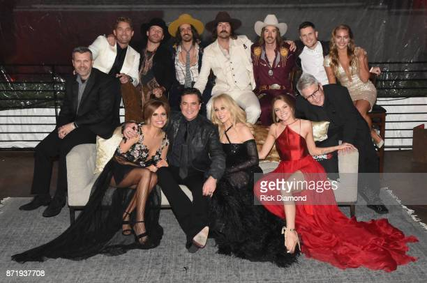 Big Machine Label Group celebrates the 51st Annual CMA Awards at FGL House in Nashville on November 8 2017 in Nashville Tennessee