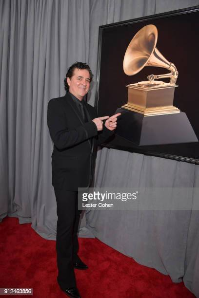 Big Machine Label Group founder and CEO Scott Borchetta attends the 60th Annual GRAMMY Awards at Madison Square Garden on January 28 2018 in New York...
