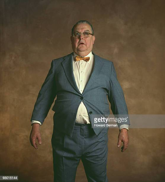big man in a little jacket. - bow tie stock pictures, royalty-free photos & images