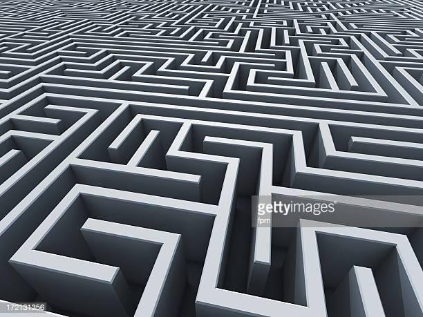 Big Maze (low angle)