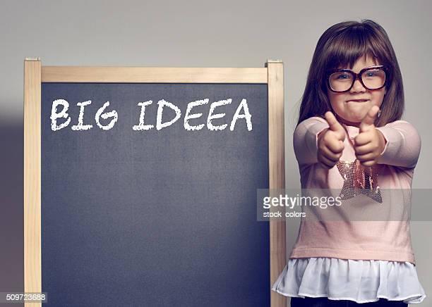 big nerd idea