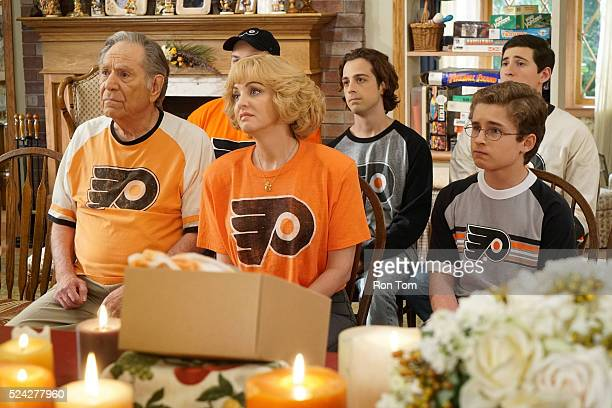 THE GOLDBERGS 'Big Orange' Barry's favorite shirt is hated by Beverly and girlfriend Lainey so they hatch a plan together to destroy it Once his...