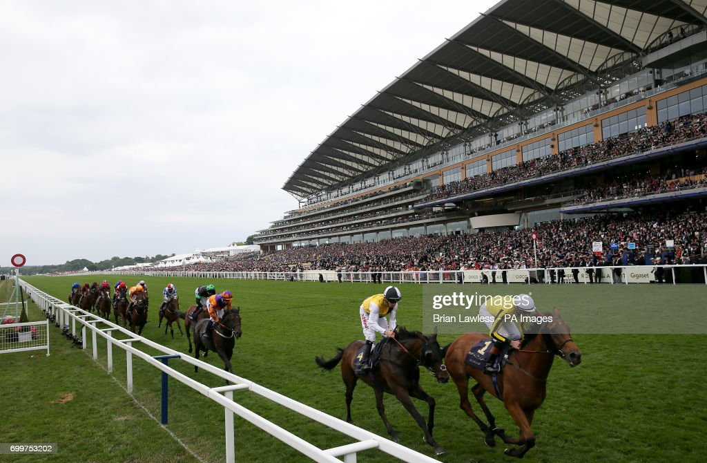 Royal Ascot - Day Three - Ascot Racecourse : News Photo