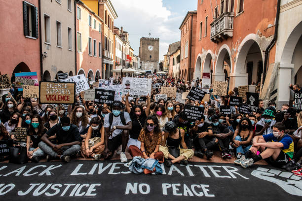 ITA: The Black Lives Matter Movement Inspires Protest In Italy