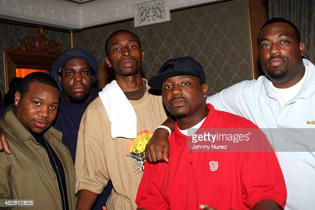 Big Pooh DJ Evil 9th Wonder Phonte and Sam Taylor of Atlantic
