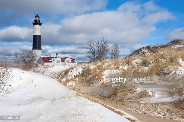 Big Sable Point Lighthouse 1867