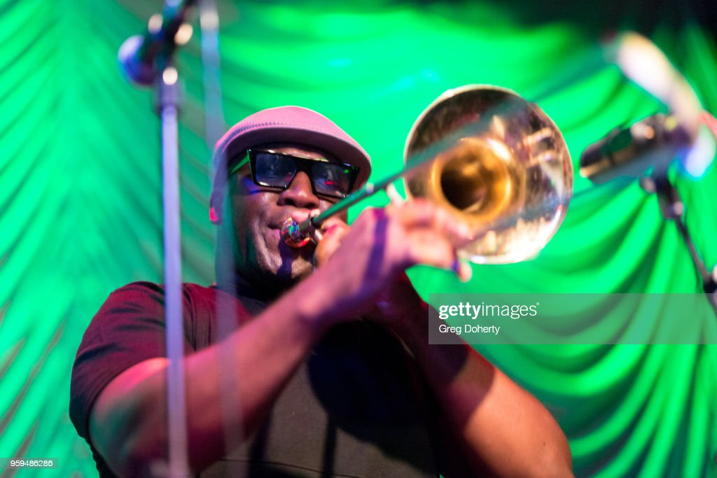 'Big Sam' Williams performs at Big Sam's Funky Nation In Concert - Hermosa Beach, CA at Saint Rocke on May 16, 2018 in Hermosa Beach, California.