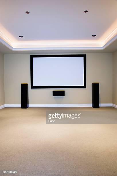 big screen tv - 大型テレビ ストックフォトと画像