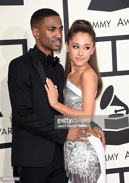 Singersongwriter Jenny LOS ANGELES CA FEBRUARY 08 Big Sean and Ariana Grande attend The 57th Annual GRAMMY Awards at the STAPLES Center on February 8...
