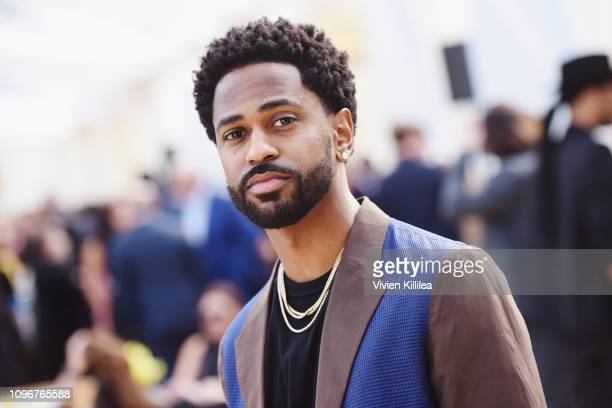 Big Sean attends 2019 Roc Nation THE BRUNCH on February 9, 2019 in Los Angeles, California.