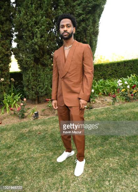 Big Sean attends 2020 Roc Nation THE BRUNCH on January 25, 2020 in Los Angeles, California.