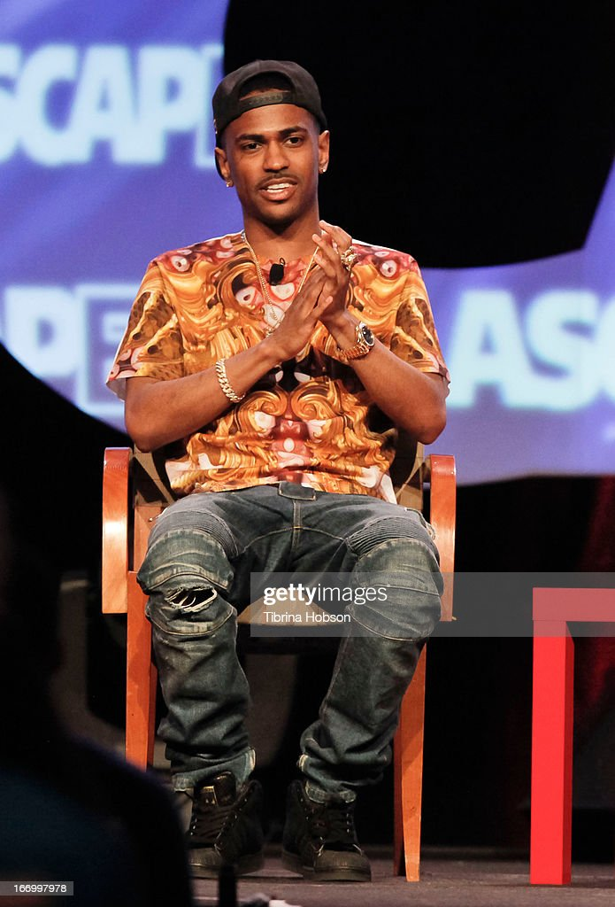 Big Sean attends the 2013 ASCAP 'I Create Music' Expo at Loews Hollywood Hotel on April 18, 2013 in Hollywood, California.