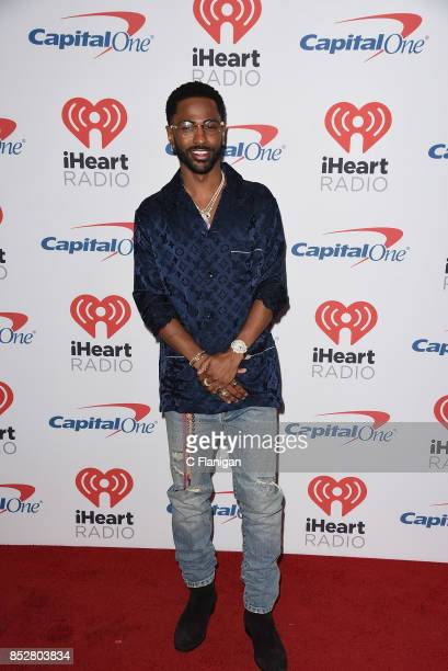 Big Sean attends the 2017 iHeartRadio Music Festival at TMobile Arena on September 23 2017 in Las Vegas Nevada
