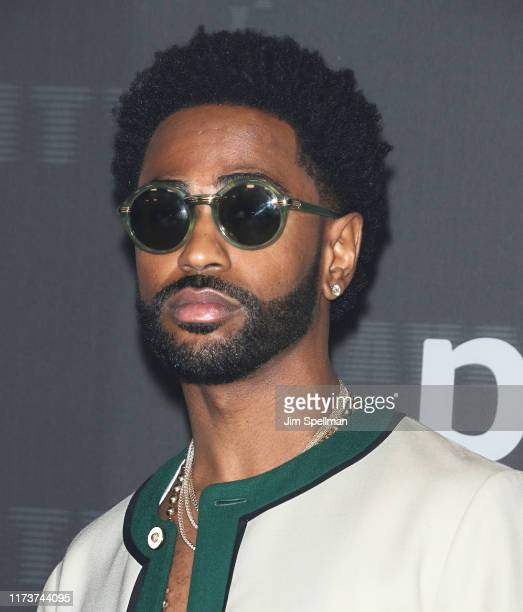 Big Sean attends the Savage x Fenty arrivals during New York Fashion Week at Barclays Center on September 10, 2019 in New York City.