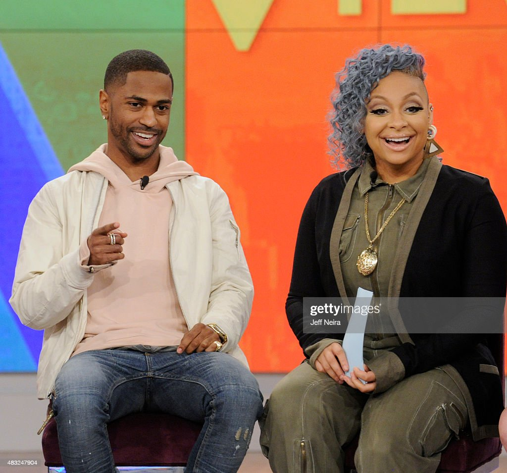 THE VIEW - Big Sean is the guest today, Wednesday, August 5, 2015 on ABC's 'The View.' 'The View' airs Monday-Friday (11:00 am-12:00 pm, ET) on the ABC Television Network.