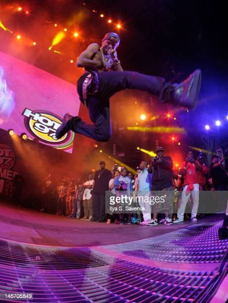 Big Sean performs at HOT 97's Summer Jam 2012at MetLife Stadium on June 3 2012 in East Rutherford New Jersey
