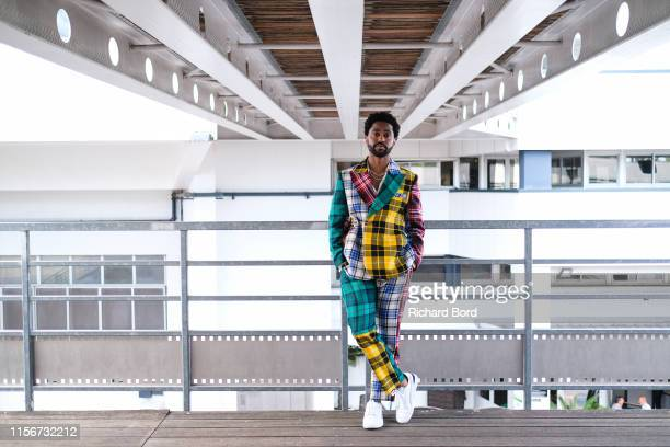Big Sean poses for a portrait during the Cannes Lions 2019 : Day Two on June 18, 2019 in Cannes, France.
