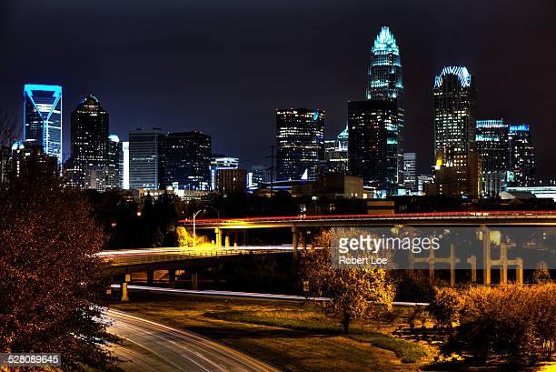 Big Sexy Skyline of Charlotte