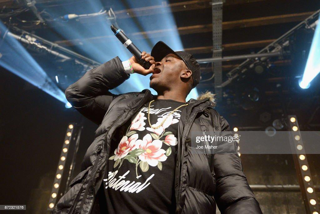 MTV EMAs 2017 - YO! MTV Raps