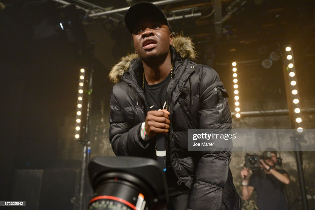 MTV EMAs 2017 - YO! MTV Raps : News Photo