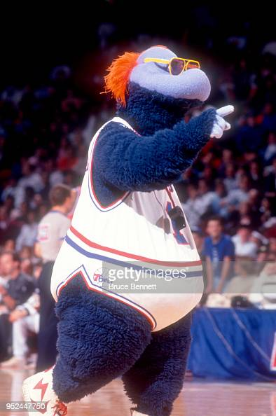 Philadelphia 76ers Mascot Pictures And Photos Getty Images