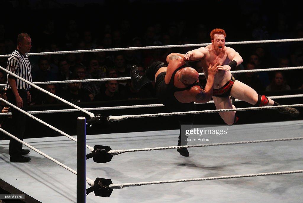 WWE Wrestling - World Tour 2012 : News Photo
