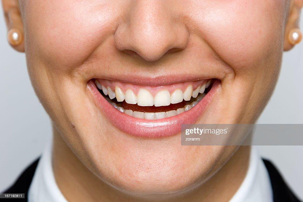 big smile : Stock Photo