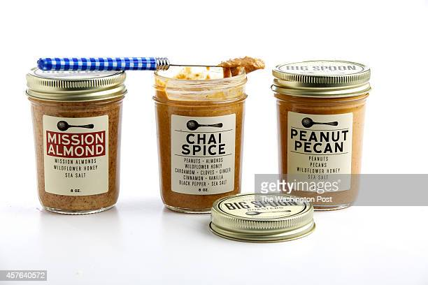Big Spoon Roasters nut butters