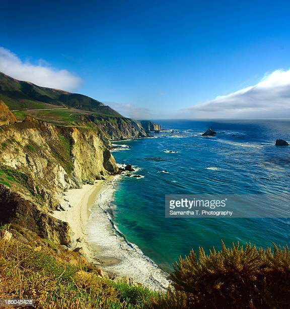big sur, california - big sur stock photos and pictures