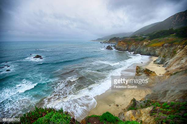 big sur, california - big sur stock pictures, royalty-free photos & images