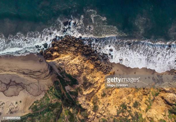 big sur coastline california - central california stock pictures, royalty-free photos & images