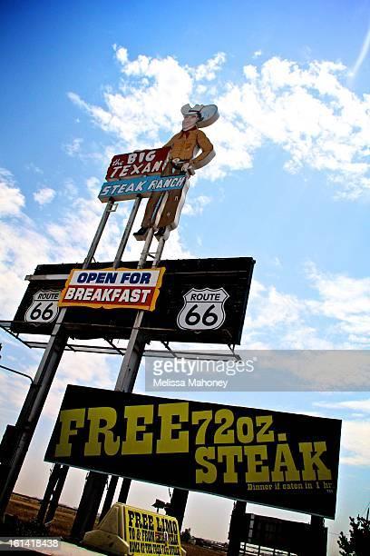 CONTENT] Big Texan Steak Ranch Amarillo TX