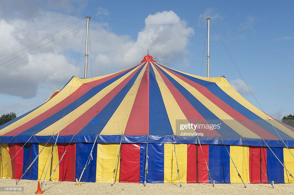 Similar images & Circus Truck And Big Top Tent Stock Photo | Getty Images