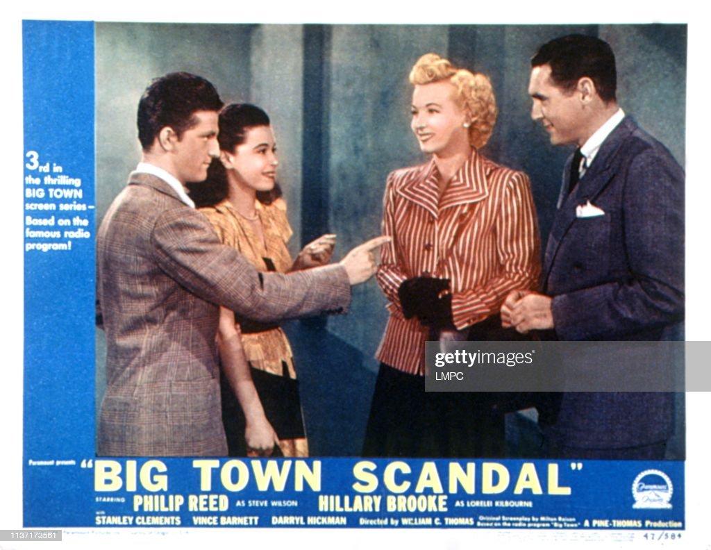 Big Town Scandal (aka Underworld Scandal) : News Photo