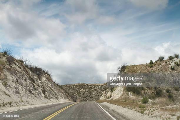 Big tujuna canyon road.
