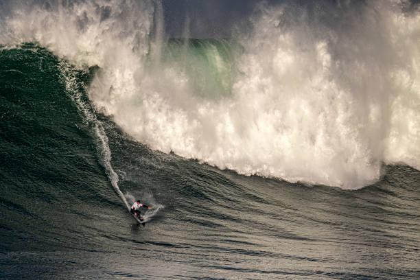 PRT: Big Wave Season Dwindles In Nazare