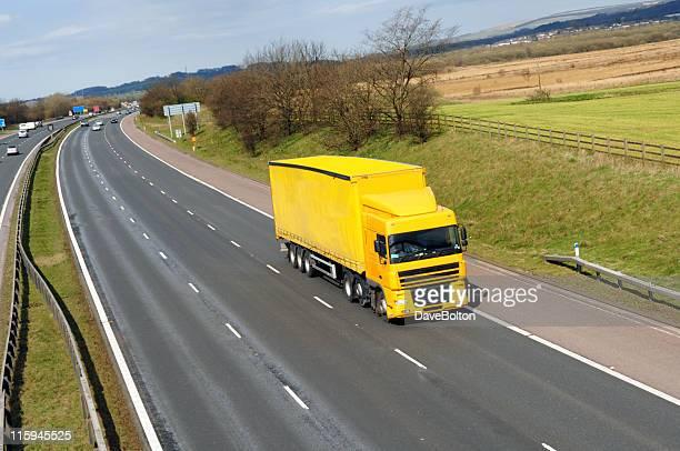 Big Yellow Truck