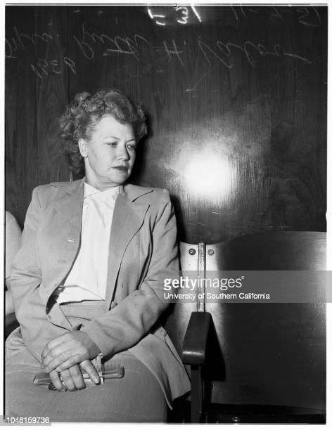Bigamy 9 November 1951 Mrs Ruth H Valov accusedJoe Sullivan first husbandJoe Valov second husband