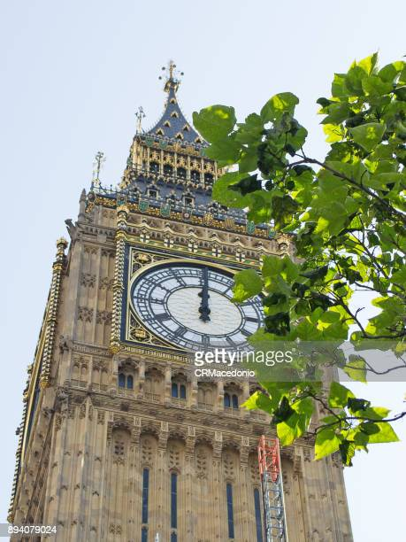 bigben in time. - crmacedonio stock pictures, royalty-free photos & images